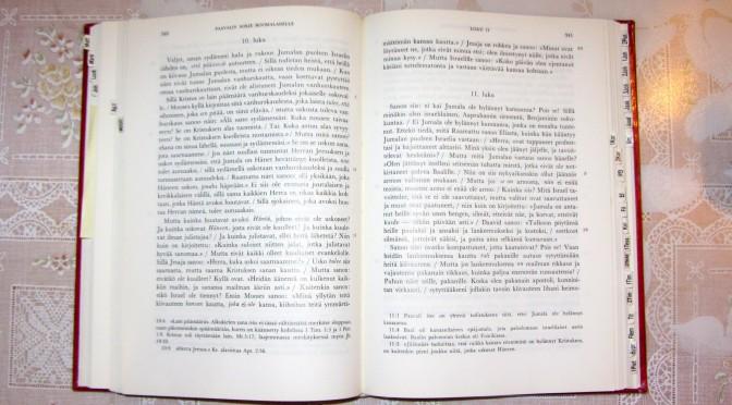 Aapeli Saarisalon Uusi Testamentti mp3 netissä kuunneltava ja ladattava