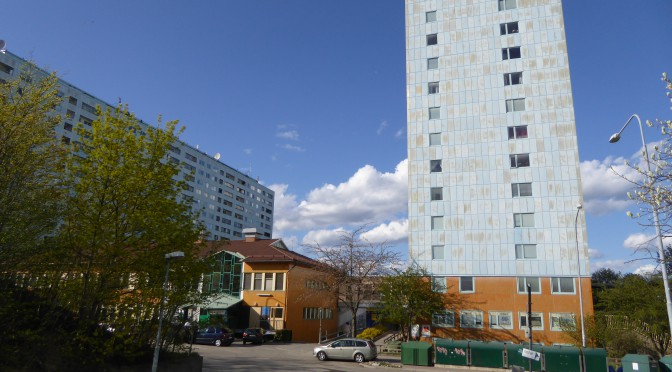 Agape laittaa päiväkeskuksen Solnaan. Agape sunnuntain kokousvideot 2015-05-03