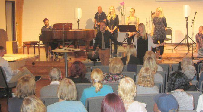 Tiistai Patrick Tiainen predikan saarna w worship i 2016-09-13 Tukholma Upplands-Väsby