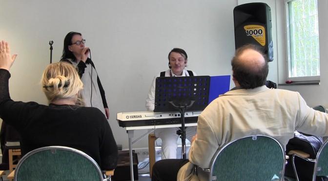 Agape Solna möte i 2015-05-03 på video