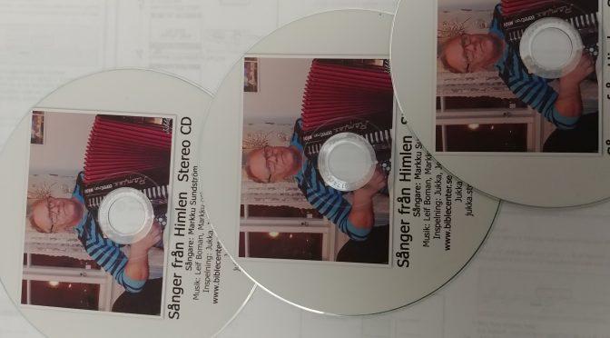 Sånger från Himlen CD av Markku Sundström