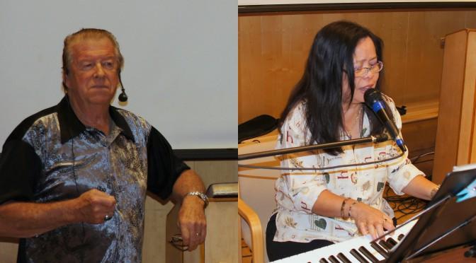 Agape Sommarkonferens slutande profetia 2013