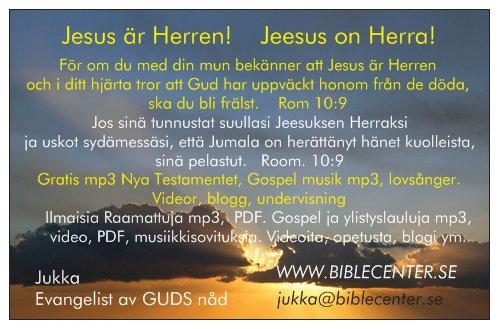 Jesus_ar_Herren_Jeesus_on_Herra_2015_Kortti