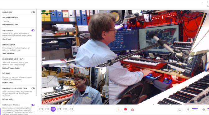 Näin saat kunnon stereo studio (line input) äänen mikseristä Logitech WEB kameralla videolle tai suoraan lähetykseen