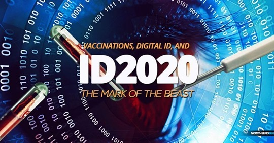 ID 2020 The Mark of The Beast