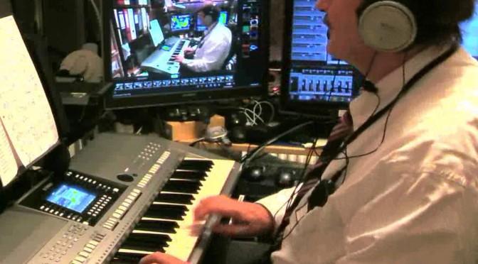 Jukka134 På Grund av Jesu Blod – lovsång Live instrumental improvisation