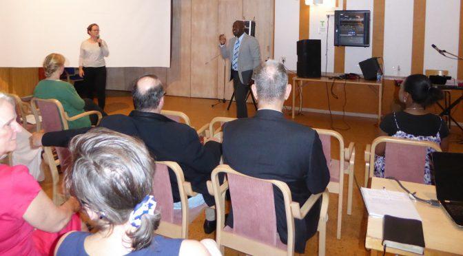 Vi behöver den Helige Ande. Ett förinspelat LIVE möte av David Biridnwa i 2020-02-09