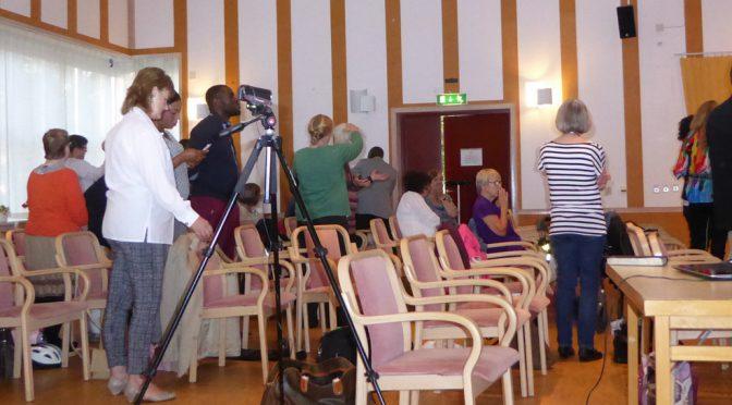 Auds predikan i lördag. Tillsammans för Jesus Konferens i Stockholm w worship Ingemar
